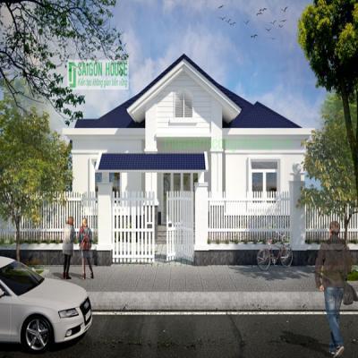 Thiết kế xây dựng nhà cấp 4 đẹp ở Biên Hòa - Đồng Nai
