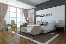 6 ý tưởng thiết kế phòng ngủ dành cho các cặp vợ chồng