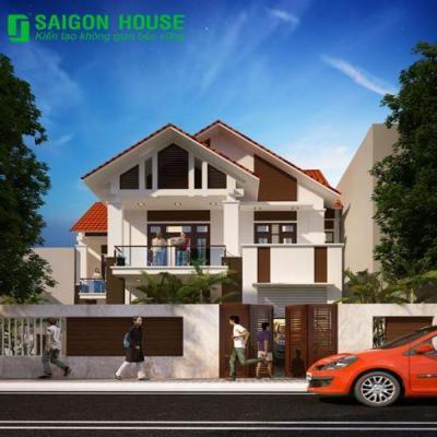 Công Ty Thiết Kế Biệt Thự Đẹp | SaiGon House
