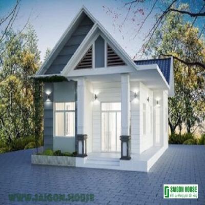 Thiết kế & thi công nhà cấp 4 đẹp ở Thủ Dầu Một - Bình Dương