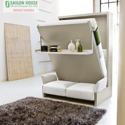 5 ý tưởng thiết kế tối ưu nội thất căn hộ nhỏ