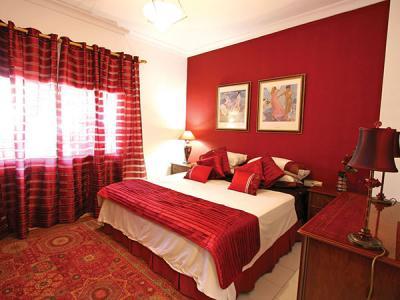 25 Mẫu phòng ngủ sơn màu đỏ không thể bỏ qua