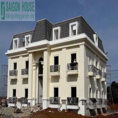 Nhà thầu xây dựng SaiGon House